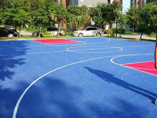 东北大马路篮球场