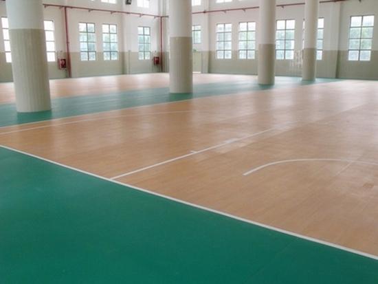 硅PU篮球场案例 (2)