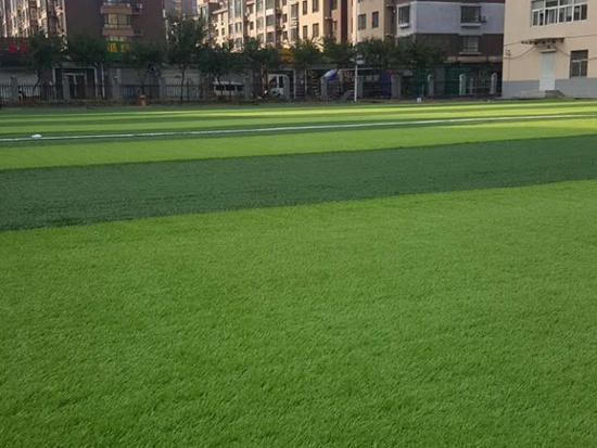 云峰街人造草坪
