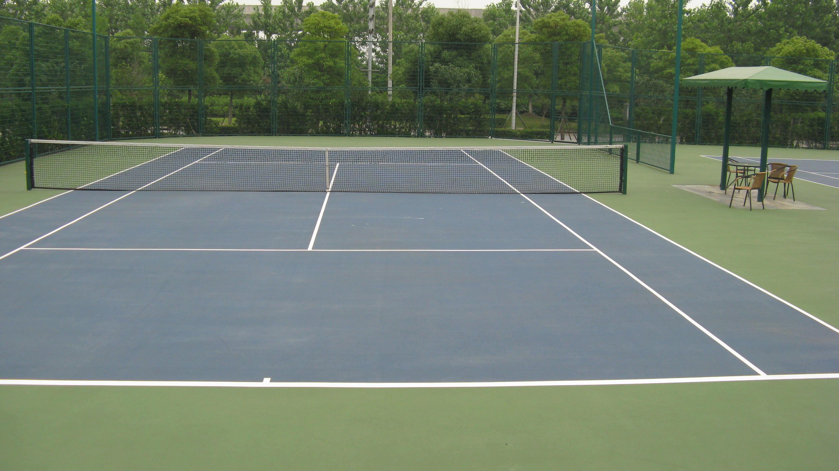 场_网球场